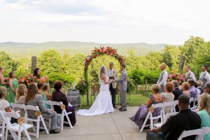 Stony Mountain Vineyards Wedding