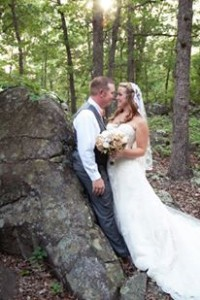 wedding at Stony Mountain Vineyard